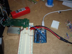 Arduino Replacing PPM from Handheld with Probes